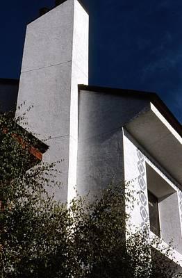 Photograph - Elkhorn Architecture by John Schneider