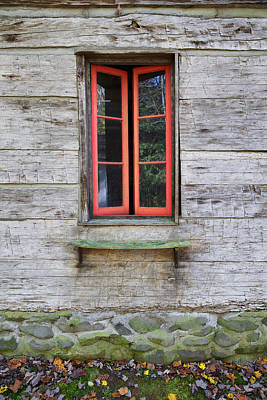 Abandoned Elkmont Wall Art - Photograph - Elkmont Abandon Home by Scott Slone