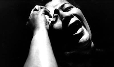 The Pain Photograph - Ella Fitzgerald by American School