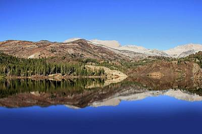 Photograph - Ellery Lake by Donna Kennedy