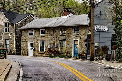Photograph - Ellicott City by William Norton