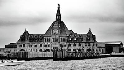 Photograph - Communipaw Terminal No. 49-3 by Sandy Taylor