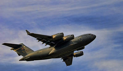 Photograph - Elmendorf Third Wing by Steven Richardson