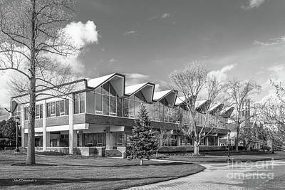 Diploma Photograph - Elmira College Campus Center by University Icons