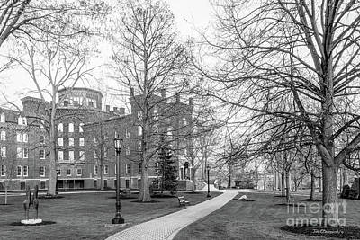 Elmira Ny Photograph - Elmira College Cowles Hall by University Icons