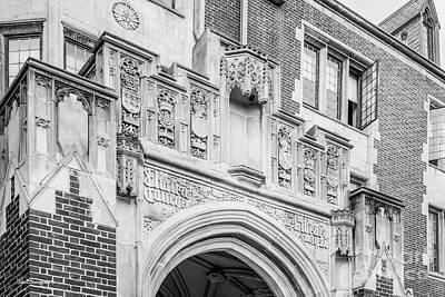 Photograph - Elmira College Hamilton Hall by University Icons