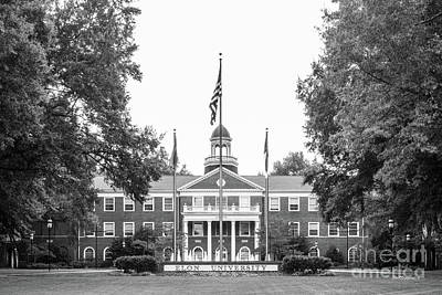 Photograph - Elon University Alamance Building by University Icons