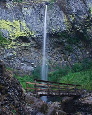 Photograph - Elowah Falls by Todd Kreuter