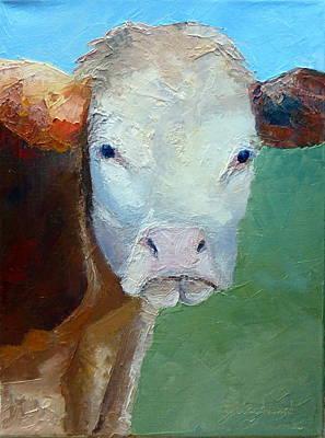 Painting - Elsie by Susan Woodward