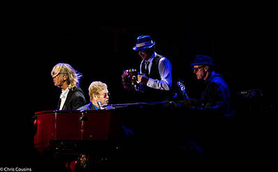 Photograph - Elton - Gather Round by Chris Cousins