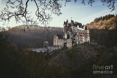 Photograph - Eltz Castle Fairytales by JR Photography