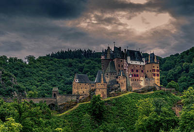 Photograph - Eltz Castle by Martina Thompson