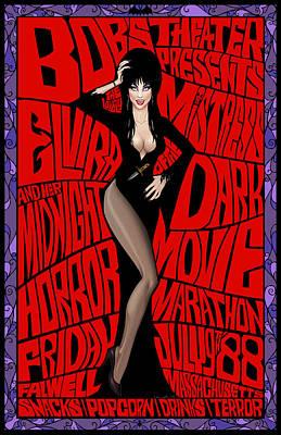 Elvira's Midnight Movie Marathon Original