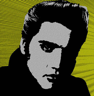 Elvis Photograph - Elvis 1 by Emme Pons