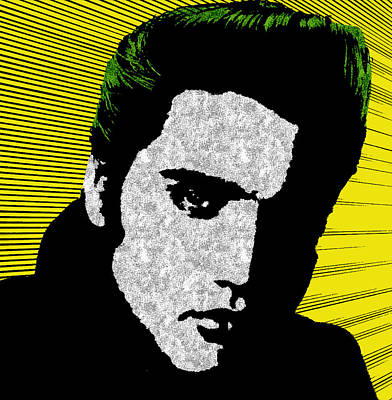Elvis Photograph - Elvis 2 by Emme Pons