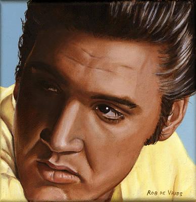 Elvis 24 1956 Original