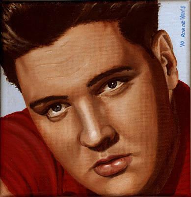Elvis 24 1959 Original