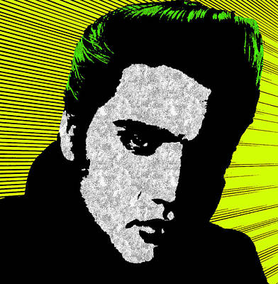 Elvis Photograph - Elvis 3 by Emme Pons