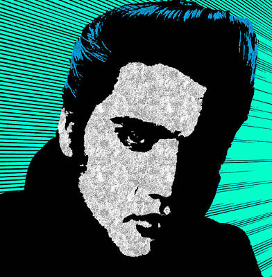 Elvis Photograph - Elvis 4 by Emme Pons