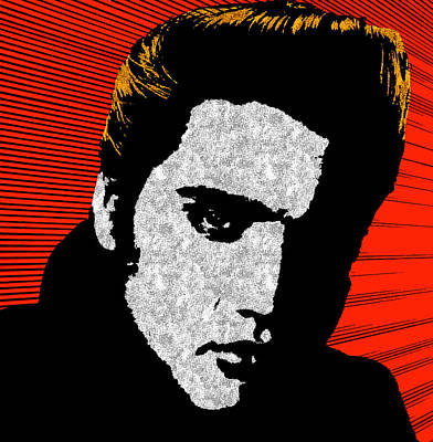 Elvis Photograph - Elvis 7 by Emme Pons