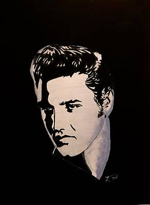 Elvis Black And Blue Original