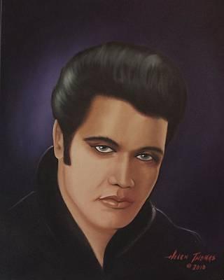 Elvis Original by Helen Thomas