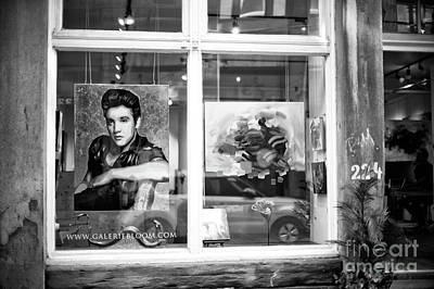 Photograph - Elvis In Montreal by John Rizzuto
