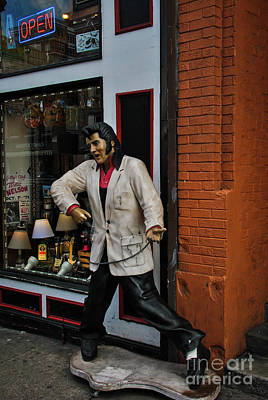 Photograph - Elvis by Pamela Williams
