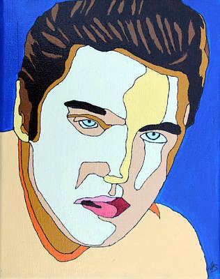 Elvis Presley Original by Murray Stiller