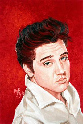Elvis Presley  Original by Neil Feigeles