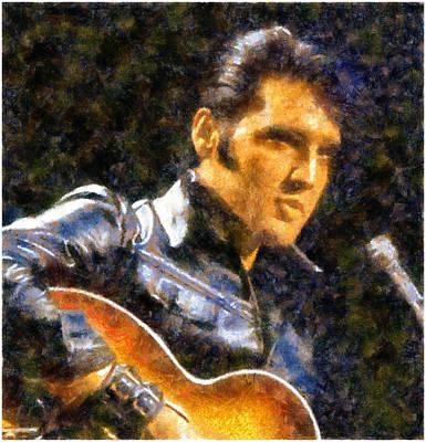 Elvis Presley Original by Galeria Zullian  Trompiz