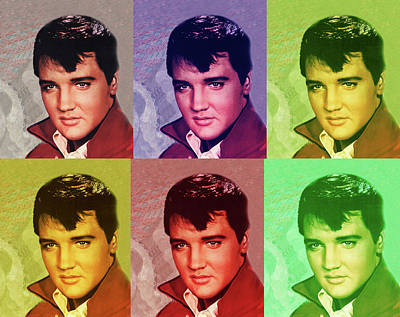 Photograph - Elvis Presley  by Studio Artist