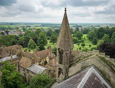 Photograph - Ely View by Jean Noren
