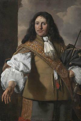 Painting - Emanuel De Geer by Bartholomeus van der Helst
