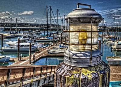 Photograph - Embarcadero - Newport by Thom Zehrfeld