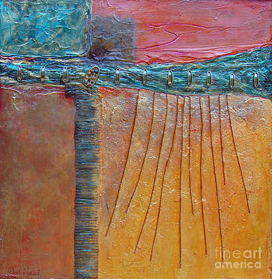 Painting - Embellished by Phyllis Howard