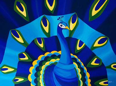 Painting - Embrace Royalty by Sonali Kukreja