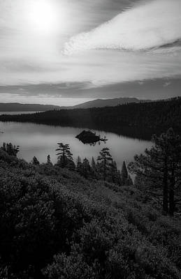 Photograph - Emerald Bay I by Steven Ainsworth
