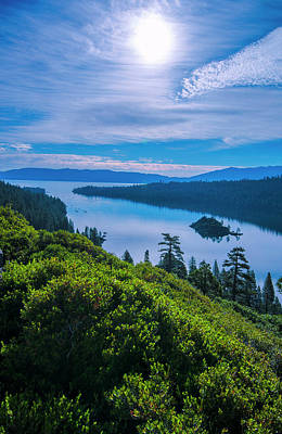 Photograph - Emerald Bay II by Steven Ainsworth