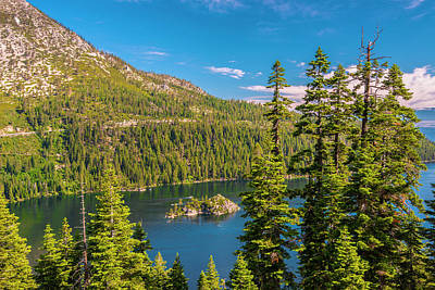 Photograph - Emerald Bay IIi by Steven Ainsworth