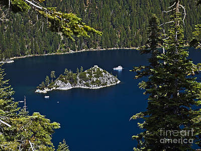 Beers On Tap - Emerald Bay Lake Tahoe LT019 by Howard Stapleton