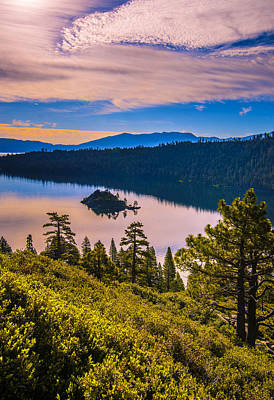 Photograph - Emerald Bay V by Steven Ainsworth