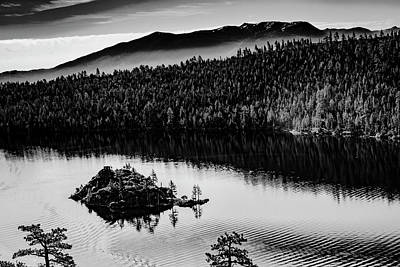 Photograph - Emerald Bay Vi by Steven Ainsworth