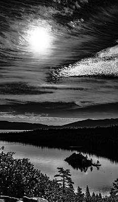 Photograph - Emerald Bay Viii by Steven Ainsworth