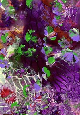 Emerald Butterflies Of Costa Rica Art Print