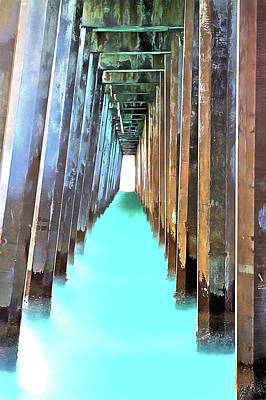 Photograph - Emerald Coast Waters by JC Findley