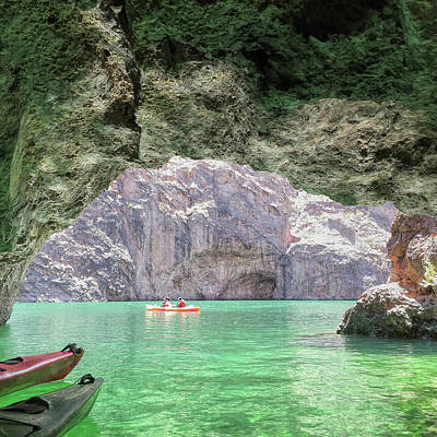 Photograph - Emerald Cove by Donna Kennedy