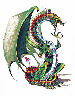 Emerald Dragon Original
