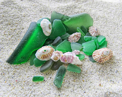 Photograph - Emerald For May  by Janice Drew
