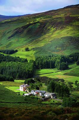 Photograph - Emerald Hills 1. Wicklow. Ireland by Jenny Rainbow
